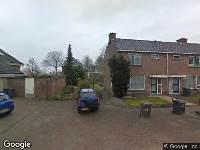 Kennisgeving ontvangen aanvraag omgevingsvergunning voor het plaatsen van een overkapping, Schoolstraat 18, 1715 ER Spanbroek
