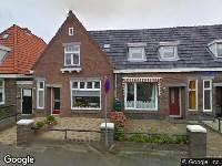 Gemeente Terschelling - Uitbreiding parkeerverbod Burgemeester Reedekerstraat vanaf 3 december 2018 - West-Terschelling