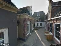 Aangevraagde omgevingsvergunning Wijde Steeg nabij nr.28 te Grou, (11025689) bouwen van een bijbehorend bouwwerk.