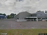Reguliere omgevingsvergunning verleend Burg. J.G. Legroweg 86 te Eelde; het uitbreiden van een bedrijfspand