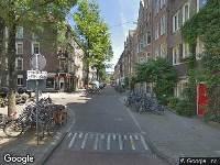 Bekendmaking Aanvraag omgevingsvergunning Tweede Helmersstraat 17-4