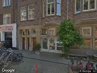 Ingetrokken aanvraag omgevingsvergunning Tweede Helmersstraat 17 - 3