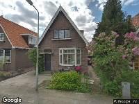 Bekendmaking Besluit omgevingsvergunning reguliere procedure gebouw Van Zeggelaarstraat 24