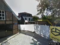 Bekendmaking Gemeente Dinkelland - Omgevingsvergunning; verlenging beslissingstermijn - Ootmarsum, Kapelstraat 1:  bouwen berging, garage en overkapping