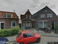 Bekendmaking Gemeente Westland - Verkeersbesluit voor het instellen van eenrichtingsverkeer met uitzondering van (brom)fietsers   - Tussen de Van der Goesstraat en de Molenlaan te Honselersdijk