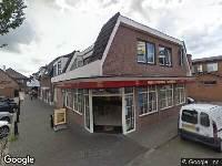 Verlenging beslistermijn omgevingsvergunning, Nieuwe Markt 9 in Barneveld, verbouwen winkelruimte tot 3 appartementen