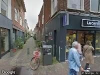 Haarlem, ingekomen aanvraag omgevingsvergunning Grote Houtstraat 133, 2018-09107, maken 2 zelfstandige appartementen bovenwoning, 14 november 2018
