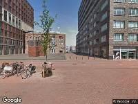 Aanvraag omgevingsvergunning Zeeburgerkade
