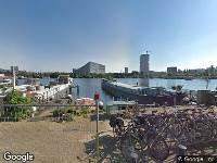 """Besluit omgevingsvergunning, verplaatsen van het woonschip """"De Volharding"""", Levantkade 84, 1019 BG te Amsterdam (mededeling)"""