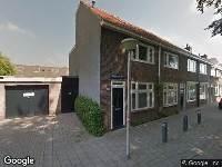Tilburg, - aanvraag voor een omgevingsvergunning Z-HZ_WABO-2018-03560 Superior de Beerstraat 175 te Tilburg, verbouwen van de woning, verzonden 19november2018.