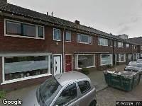 Aanvraag omgevingsvergunning, het bouwen van een dakopbouw aan de achterzijde van de woning, A.H.G. Fokkerstraat 43 te Utrecht, HZ_WABO-18-37284