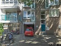 Ingetrokken aanvraag omgevingsvergunning Tollensstraat 301