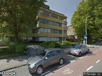 Omgevingsvergunning - Verlengen behandeltermijn regulier, Badhuisweg 11 te Den Haag