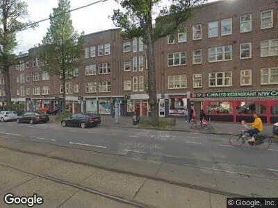 Omgevingsvergunning Van Woustraat 200 Amsterdam