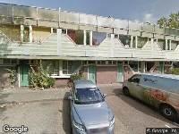 Haarlem, verleende omgevingsvergunning onderdeel kappen, Assumburg 25, 2018-08407, kap naaldboom op achtererf, boom staat tegen erfafscheiding en geeft schade aan opstal, verzonden 19 november 2018