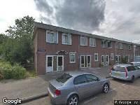 Bekendmaking Aanvraag omgevingsvergunning terrein Ganzenveldstraat 25