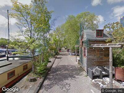 Watervergunning Dijksgracht 16 Amsterdam