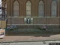 Bekendmaking Verleende vergunning gebruik openbare ruimte Kerkbuurt/Grote Buren te Wergea, (11029234) plaatsen van een kraan, van 6 t/m 8 november 2018, verzenddatum 25-10-2018.