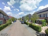 Afgehandelde omgevingsvergunning, het bouwen (vergroten) van een berging bij een woning, Citroenvlinder 13 te Utrecht,  HZ_WABO-18-31540