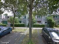 Bekendmaking Aanvraag omgevingsvergunning, vervangen   deuren voor raamkozijn, Hollywoodlaan   196, Almere