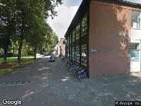 Gemeente Utrecht - Vaststellen: Verbod om stil te staan (E2) met het onderbord ma t/m vrij 07:30 t/m 08:30 h en 13:30 t/m 14:30 h. Dit verbod impliceert tevens dat er binnen de venstertijden ook niet