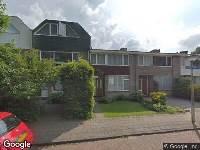 Bekendmaking Gemeente Amstelveen - melding akkoord voor het plaatsen van een puincontainer - Maarten Lutherweg 128