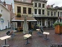 Verleende incidentele standplaatsvergunning, Grote Kerkplein, (zaaknummer 75815-2018)