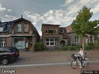 Verlenging beslistermijn Dorpsstraat 104, 1901EN Castricum, het vergroten van een woning. Verzonden 26 oktober 2018 (WABO1801419).