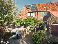 Omgevingsvergunning verleend voor het kappen van twee bomen, Kalmoes nabij 56 te Naaldwijk
