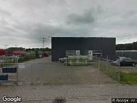 Aangevraagde omgevingsvergunning Adonisweg 29, (11030044) voorzien van de garageboxen van een hellend dak tbv. zonnepanelen en het opnieuw bekleden van de gevels.