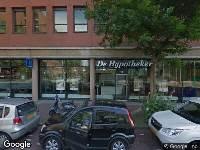 Omgevingsvergunning - Beschikking verleend regulier, Theresiastraat ongenummerd ter hoogte van 47 te Den Haag