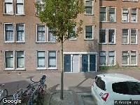 Gemeente Amsterdam - wijzigen kenteken Barentszstraat 88 gehandicaptenparkeerplaats - Barentszstraat 88