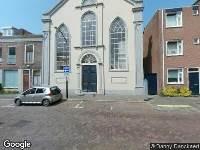 Gemeente Dordrecht, ingediende aanvraag om een omgevingsvergunning Kromhout 93 te Dordrecht