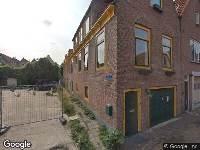 Aanvraag omgevingsvergunning, verbouwen van een pand van twee naar drie woningen, Spanjaardstraat 5 A, Alkmaar