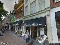 Aanvraag omgevingsvergunning, verbouwen van een pand tot twee appartementen, Mient 27, Alkmaar
