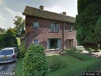 Kennisgeving ontvangst aanvraag omgevingsvergunning Kastanjelaan 45 in Soest
