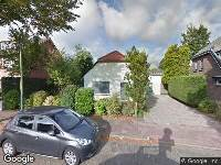 Kennisgeving ontvangst aanvraag omgevingsvergunning Braamweg 74 in Soest