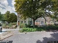 Bekendmaking Gemeente Arnhem - Aanvraag oneigenlijk gebruik openbare grond, plaatsen van een schaftwagen, Van Oldenbarneveldstraat 86 (in een parkeerkvak)