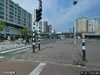 aangevraagde omgevingsvergunning Zuidplein Hoog  619