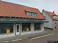 Hollands Kroon- Week 50- Verleende exploitatievergunning voor eetcafe Bella Italia in Middenmeer
