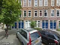 Aanvraag omgevingsvergunning Tweede van Swindenstraat 79H