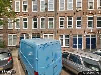 Aanvraag omgevingsvergunning Tweede van Swindenstraat 107-H