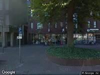 Bekendmaking Gemeente Dordrecht, verleende ontheffing Binnenstad Centrum, Spuiboulevard, Sarisgang, Voorstraat Dordrecht
