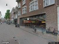 Haarlem, ontheffing draaiorgel,  2018-09295, Grote  Houtstraat, Amsterdamsebuurt, Centrum winkelcentrum Schalkwijk, verzonden 7 december 2018