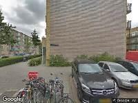 Gemeente Amsterdam - wijzigen kenteken Blauwvoetstraat 125 gehandicaptenparkeerplaats - Blauwvoetstraat 125