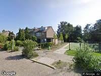 Verleende omgevingsvergunning, speelkooi te voorzien van een zadeldaknet, nabij Meeuwenlaan 14, sectie B nummer 7281, Bergschenhoek