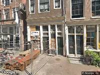 Aanvraag omgevingsvergunning Binnen Brouwersstraat 31