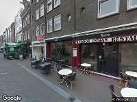 Aanvraag omgevingsvergunning Lange Leidsedwarsstraat 56