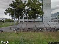 Gemeente Utrecht - Vaststellen: Gesloten voor voertuigen die, met inbegrip van de lading, hoger zijn dan op het bord staat aangegeven, te weten 3.80 m (C19) - Universiteitsweg (ter hoogte van de kruis