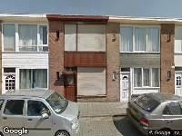 Gemeente Tilburg - aanleg van een gehandicaptenparkeerplaats op kenteken. - Mokmerstraat t.h.v. pandnummer 10